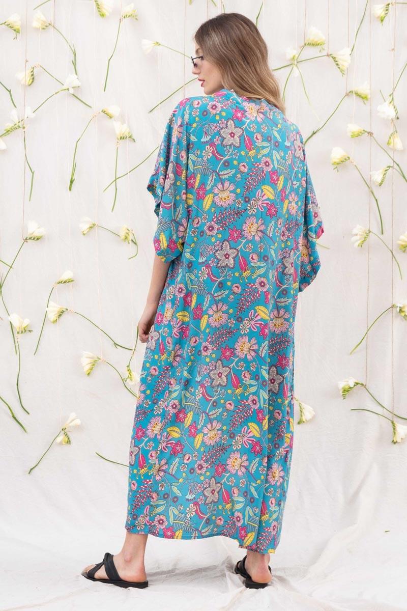Kimono Largo Arabia