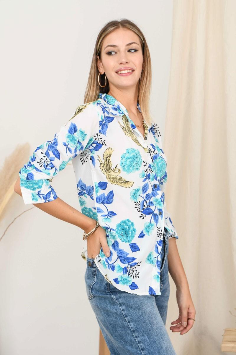 Camisa  Therina
