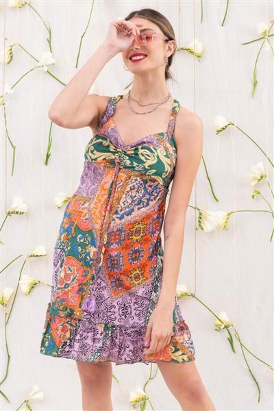Vestido Corto Bahirein