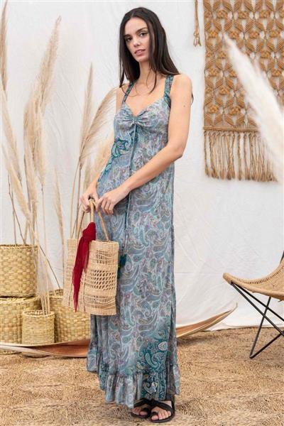 Vestido Largo Argel
