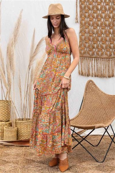 Vestido Largo Margarita