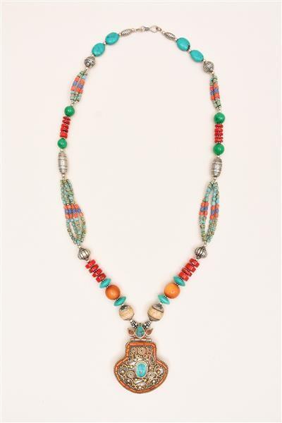 Collar Tibet XV