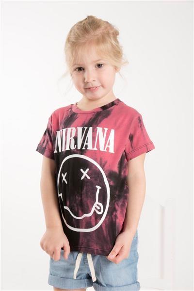 Remera Kids Cobain