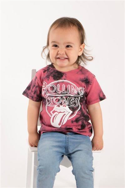 Remera Kids Stones Batik