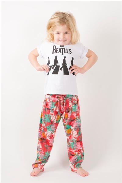 Remera Kids Beatles