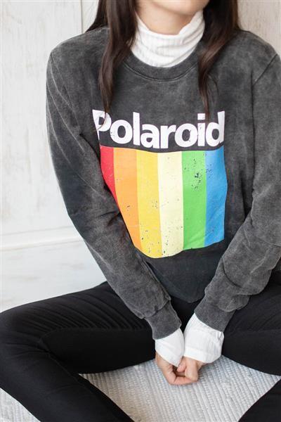 Buzo Nevado Polaroid