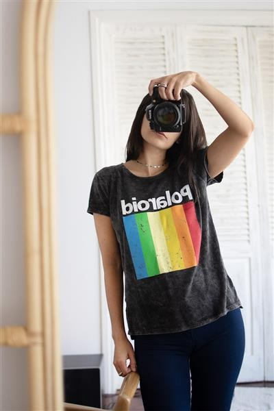 Remera Nevada Polaroid