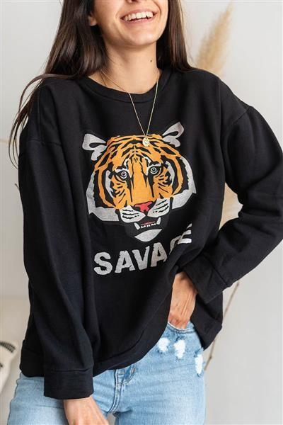 Buzo Tiger Savage