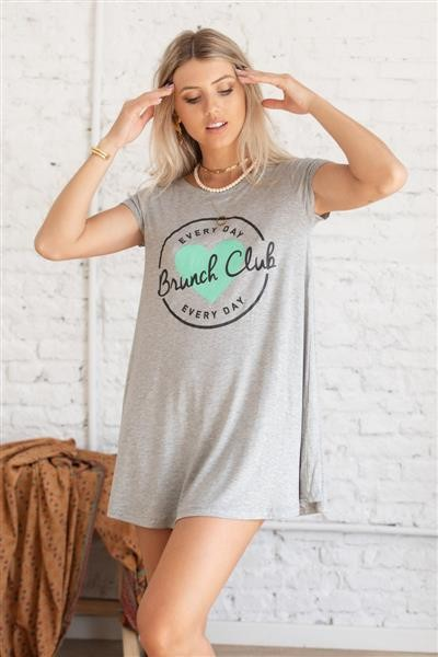 Vestido Brunch Club