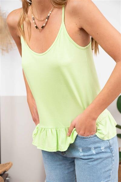 Musculosa Celine Crepe