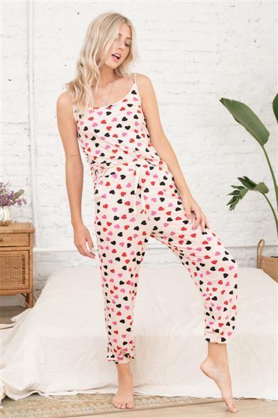 Conjunto Pijama Hearts